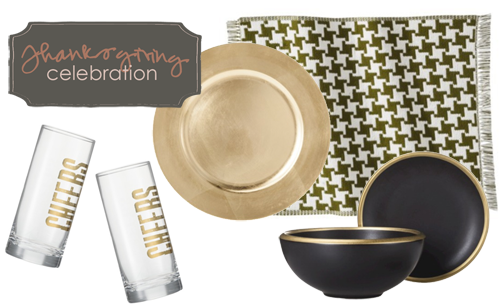 Target Thanksgiving Tablescape Inspiration | PepperDesignBlog.com
