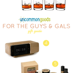 2013 Holiday Gift Guide: Uncommon Goods | PepperDesignBlog.com