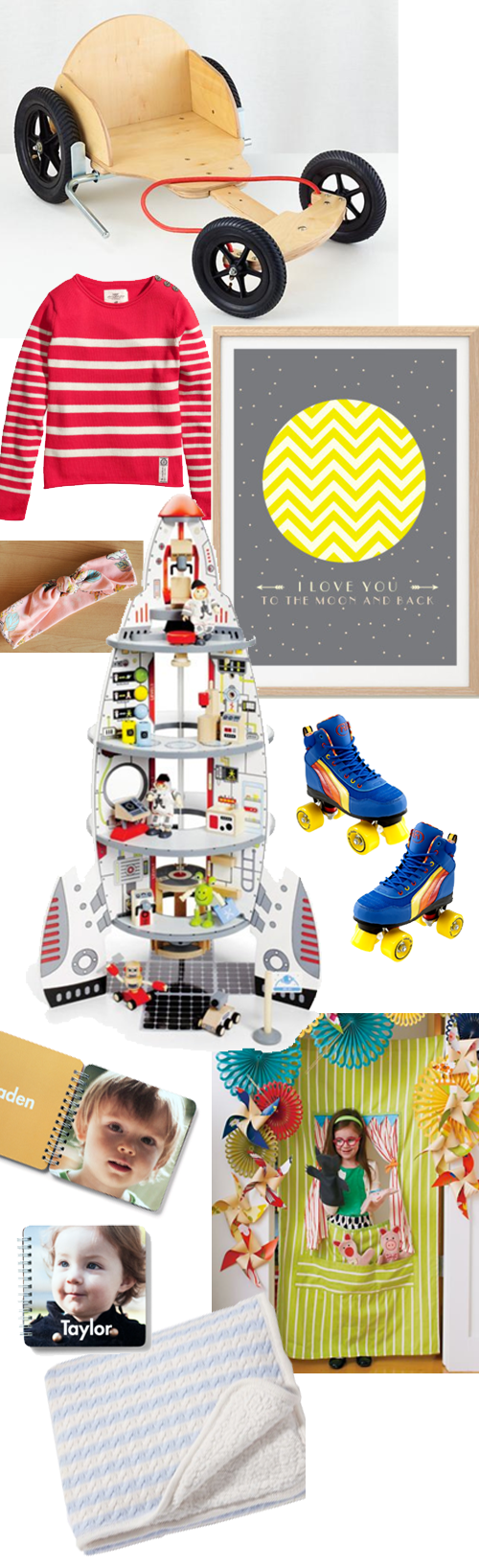 2013 Holiday Gift Guide: For the Kids | PepperDesignBlog.com