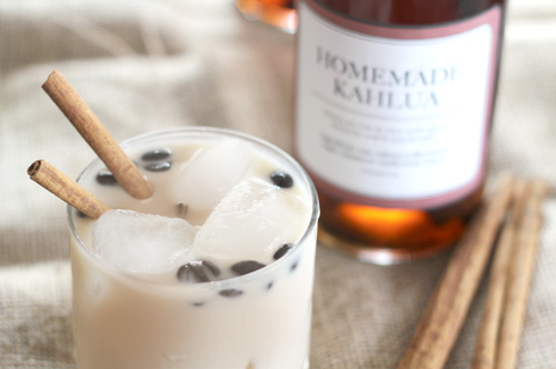 Homemade Kahlua | PepperDesignBlog.com