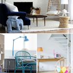 Wicker & Rattan Inspiration | PepperDesignBlog.com