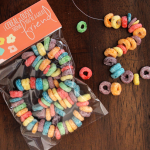 Valentine's Day: Cereal 'Candy' Necklaces