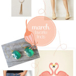 March Finds… an Inspiration Board