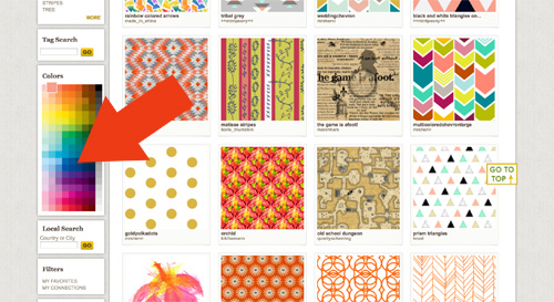 Designing Wallpaper for the Girls' Room in Spoonflower | PepperDesignBlog.com