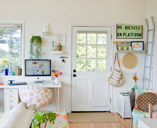 Guest Blog Interview: Going Home to Roost | PepperDesignBlog.com