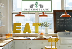 One Kings Lane Ad
