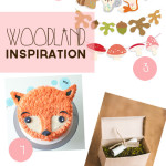 Woodland Inspiration | PepperDesignBlog.com