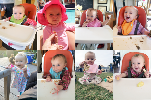 Baby-Led Weaning, Part 2 | PepperD