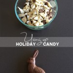 Using up Holiday Candy | PepperDesignBlog.com