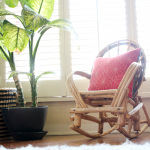 Living Room Addition: A Miniature Rocking Chair