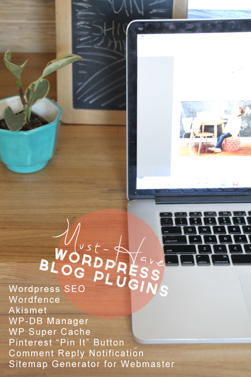 Tech Tips: Must-Have WordPress Blog Plugins | PepperDesignBlog.com