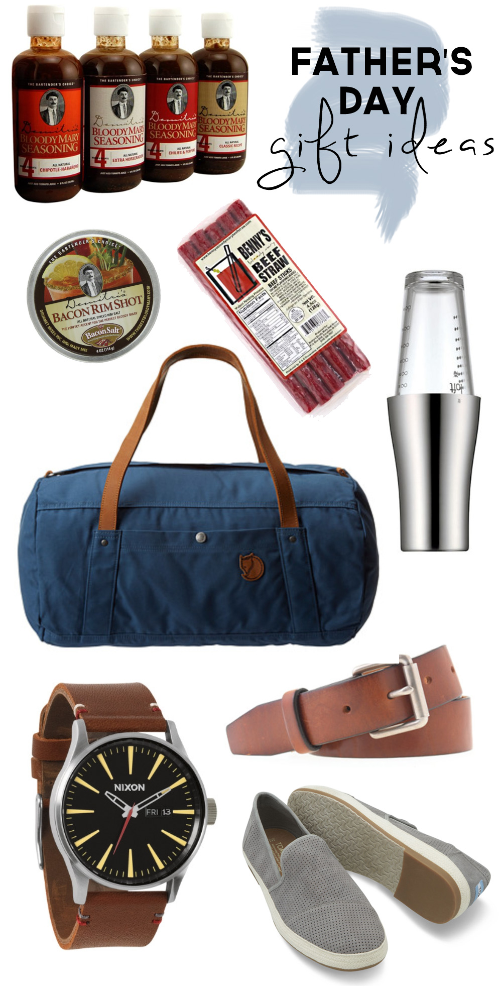 Father's Day 2014 Gift Guide Ideas | PepperDesignBlog.com