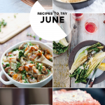 Six June Recipes