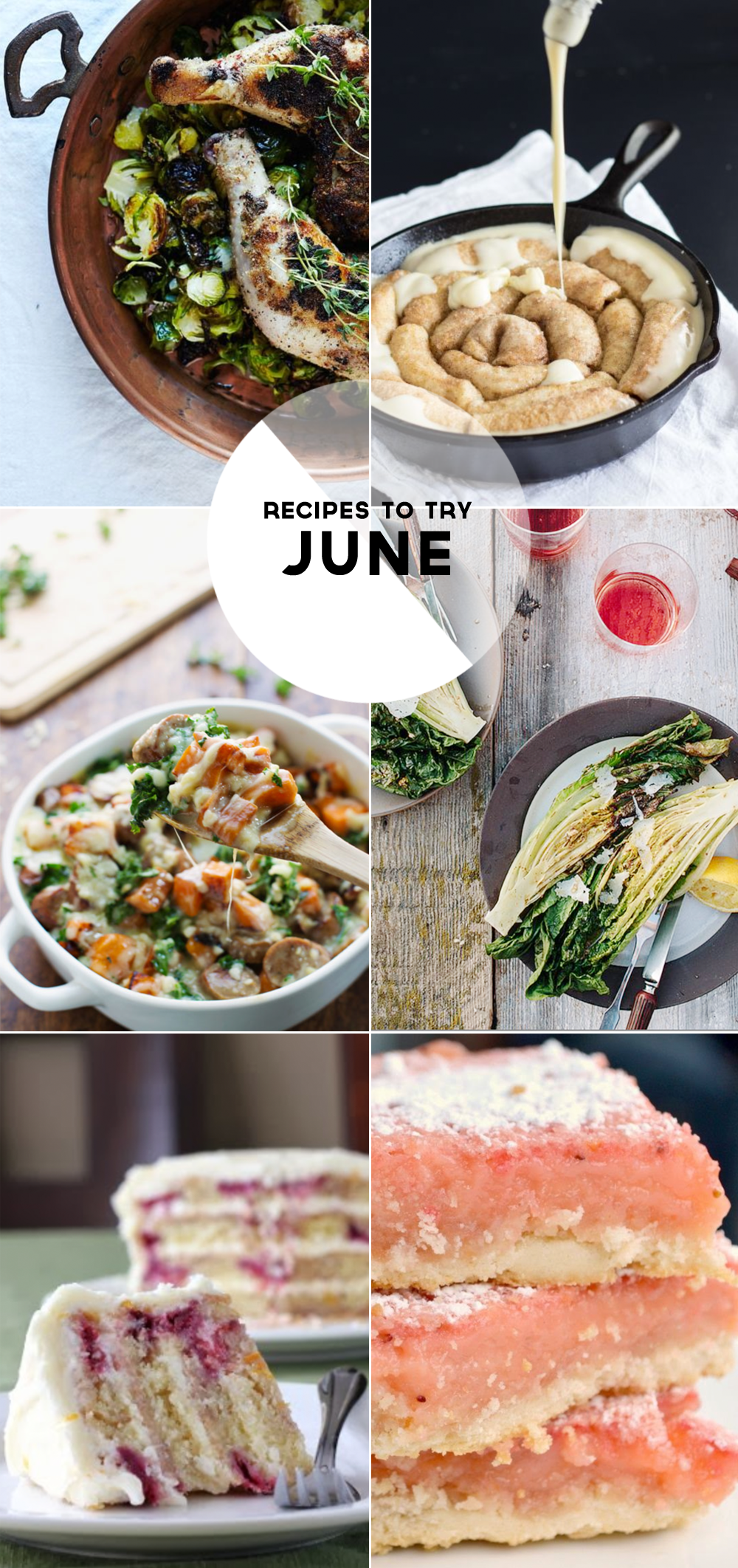 Good Eats | Recipes to Try: June | PepperDesignBlog.com