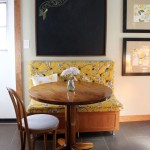Kitchen Breakfast Nook: Searching For a Pair of Chairs