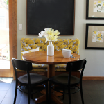 Kitchen Breakfast Nook: A New Pair of Chairs Found
