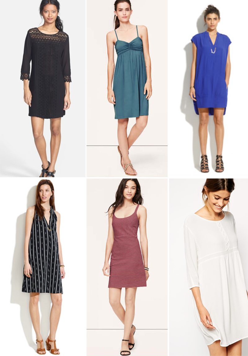2nd Trimester Summer Non-Maternity Dresses, Part 1