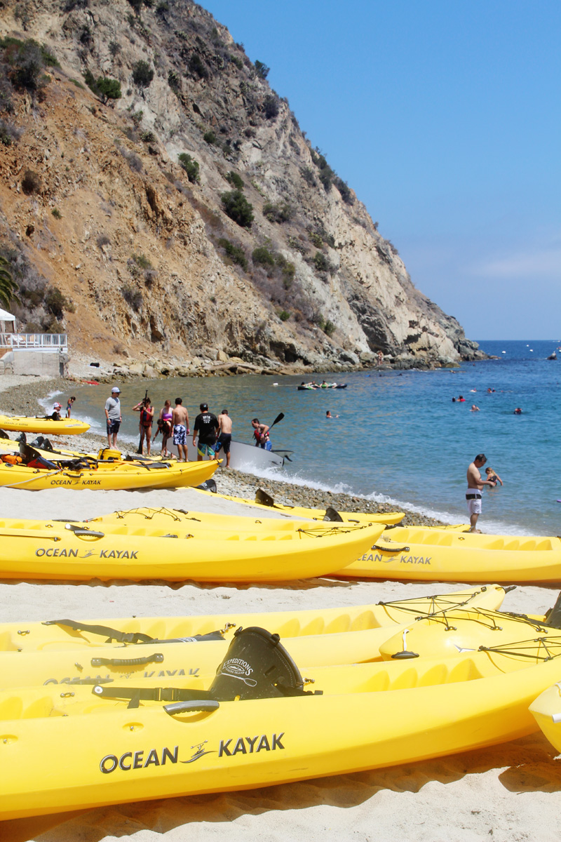 A Guide to Catalina Island | P