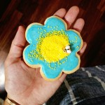 Flower & Bumblebee Sugar Cookies – The Dough (Part 1)