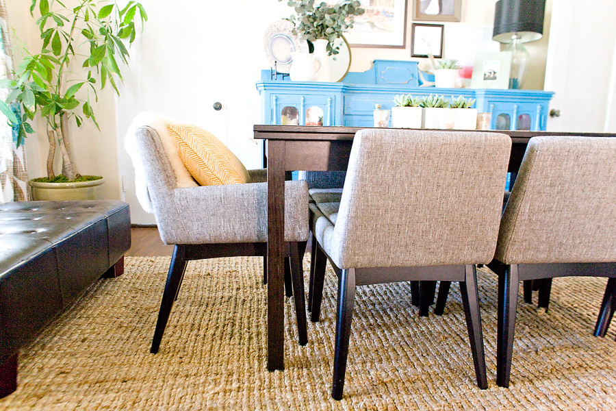 New Dining Room Chairs by Bryght | PepperDesignBlog.com