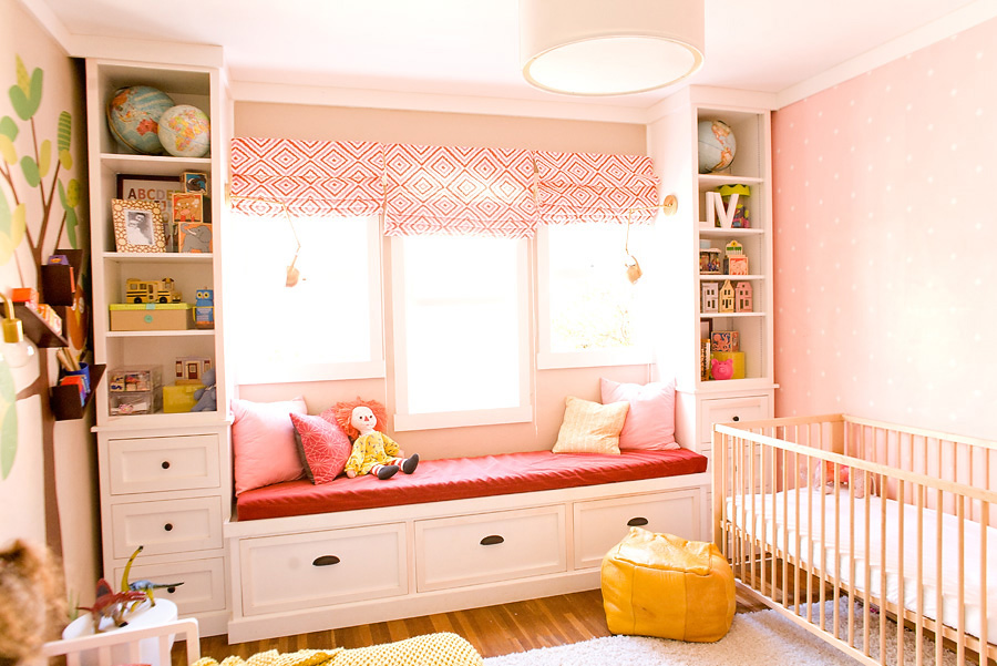 Girls' Room | PepperDesignBlog.com