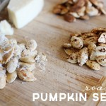 Roasted, Toasted Pumpkin Seeds - 3 Ways | PepperDesignBlog.com