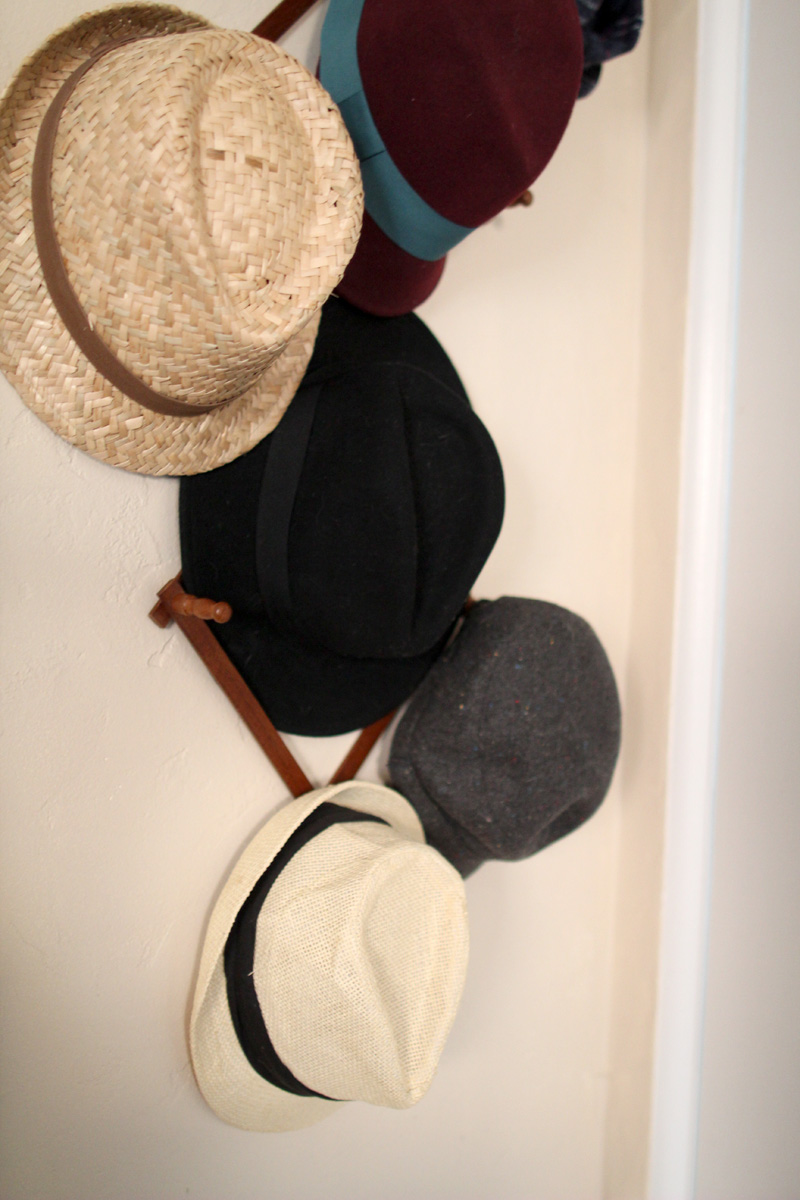 A New Tea Cup Hat Rack | PepperDesignBlog.com