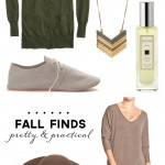 Wardrobe Style Board: Feeling Green