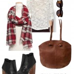 Wardrobe Style Board: Welcome, Fall