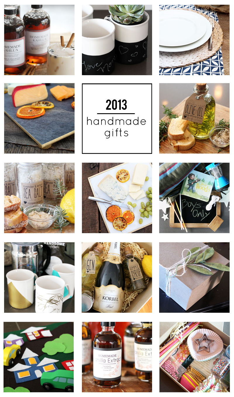 2013 Roundup of Handmade Gifts | PepperDesignBlog.com