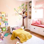 Girls' Room - A Modern Pink Nursery | PepperDesignBlog.com