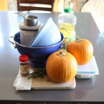Thanksgiving Tip: Create Prep Stations for Guests