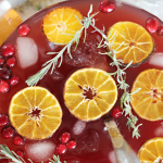 A Festive Holiday Punch, & a Merry Christmas to You!