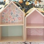 A DIY Wooden Dollhouse