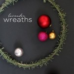 Two Step Lavender Wreaths
