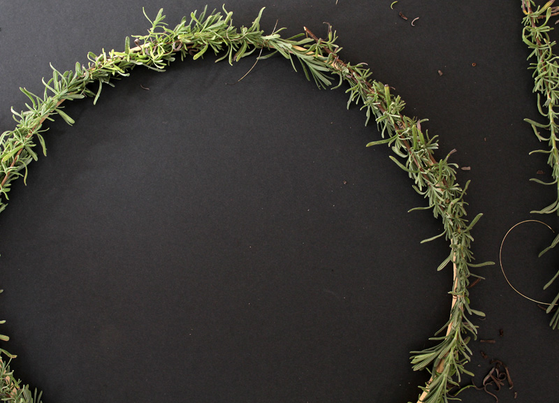 Lavender Wreath DIY | PepperDesignBlog.com