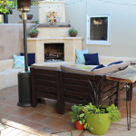 Our Renovated Backyard | PepperDesignBlog.com