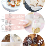 Liv's 'Sparkly Star Party' 4th Birthday Inspiration