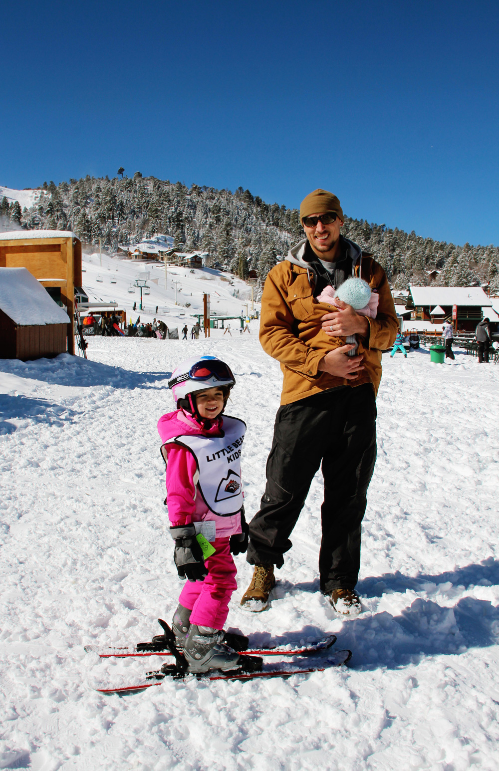 Family Snow Trip to Big Bear | PepperDesignBlog.com