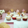 Liv's Sparkly Star Birthday Party | PepperDesignBlog.com