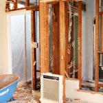 Master Bath/Bedroom Demo Day 1 | PepperDesignBlog.com