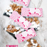 Valentine's Day S'more Treat, Favor | Easy DIY Folded Card Packets | PepperDesignBlog.com