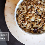 An Easy Homemade Granola Recipe