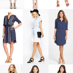 Nine Spring Shirtdresses for (the nursing) Mom