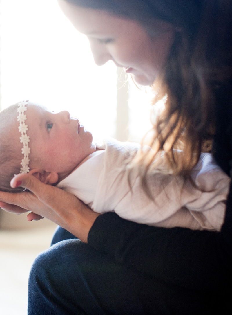 Marlowe's Newborn & Family Photos | PepperDesignBlog.com