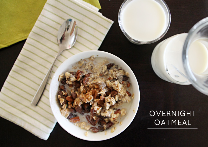 Overnight Oatmeal for the Busy Momma | PepperDesignBlog.com