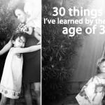 30 Things I've Learned by the Age of 30 | PepperDesignBlog.com