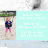 Happy 2nd Birthday, Taylor Rose! An Infographic for My Girl | PepperDesignBlog.com