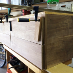Master Bath & Bedroom Remodel: A Walnut Vanity