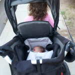 Our Double Stroller: Mountain Buggy +One Review